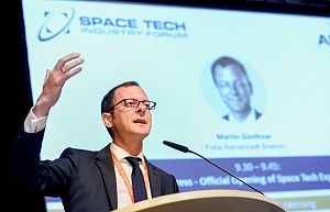 "In der Raumfahrt: Weltspitze: ""Space Tech Expo Europe"" in Bremen"