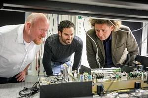 Uni Bremen bildet Spezialisten für Weltraumforschung und -technik aus