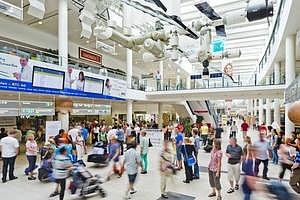 Bremen Airport verzeichnet Passagierplus