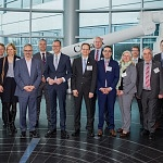 Canadian space companies discuss potential collaborations with German delegation