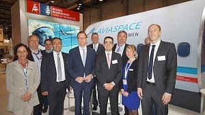 Bremen zeigt seine Stärken auf der ILA Berlin Air Show