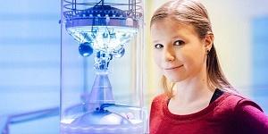 Raumfahrt persönlich: Anna Adamczyk