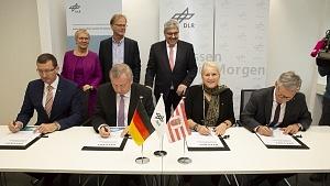 DLR eröffnet Institut für den Schutz maritimer Infrastrukturen