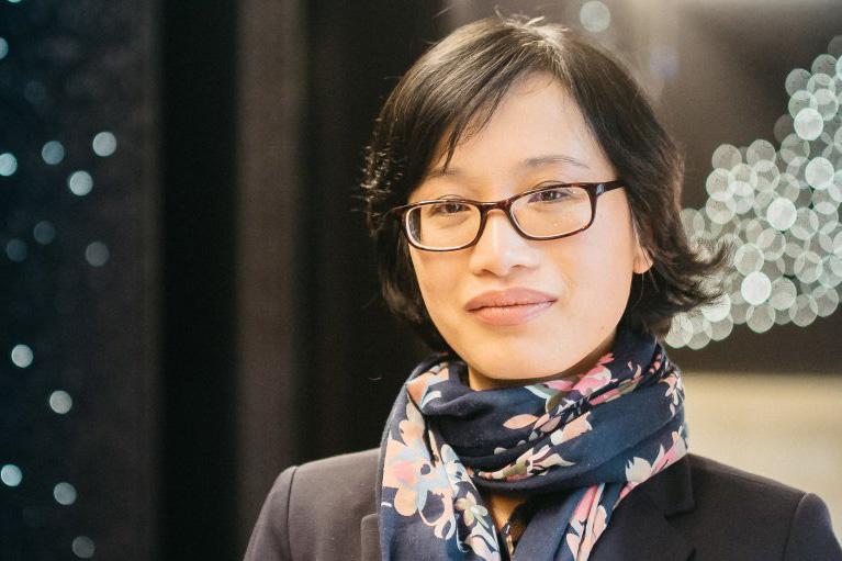 Portrait von Dr. Tra-Mi Ho