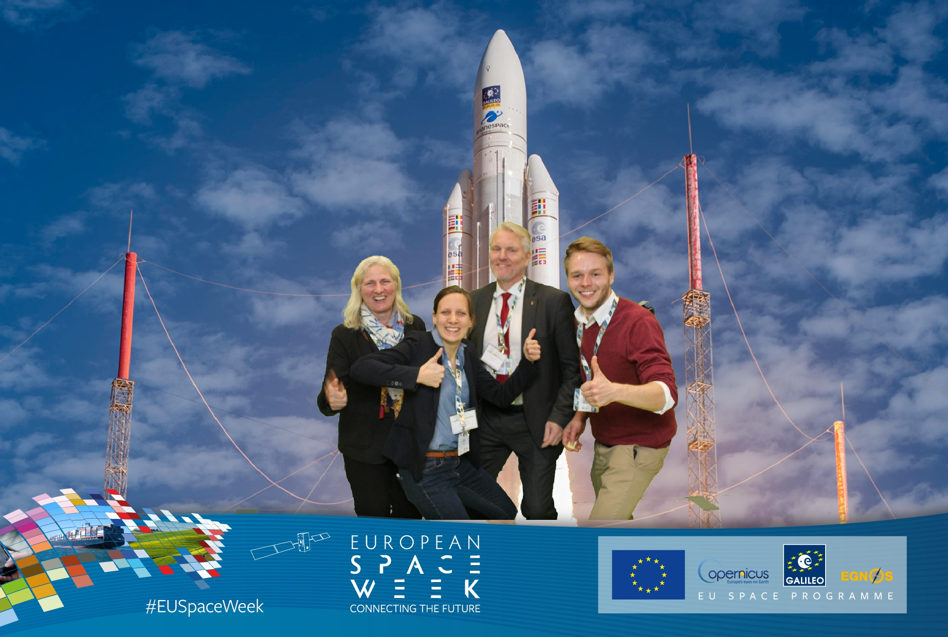 Flyer: EUSpaceWeek