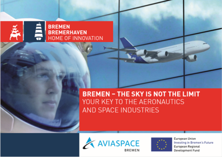 Flyer Home of Innovation - The Sky ist not the Limit