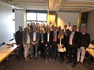 Vorstand des AviaSpace Bremen e.V. einstimmig wiedergewählt