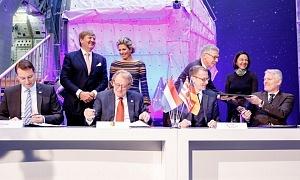 Die Spaceregionen Südholland und Bremen bündeln ihre Kräfte