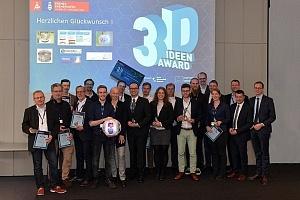 Senator Günthner zeichnet innovative Projekte mit dem Bre3D-Award aus