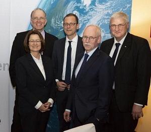 """Parlamentarisches Dinner: """"Raumfahrt ,made in Bremen' – für die Zukunft"""""""