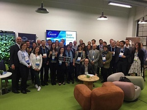 Startups, investors and space tech experts joined forces at the first Space Academy Helsinki