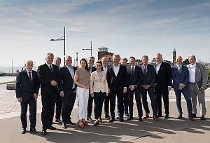 Wirtschaftsminister-konferenz der Länder tagt in Bremerhaven