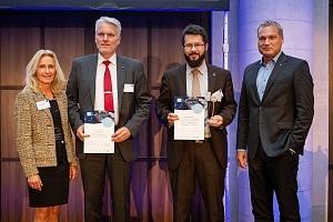 ZARM belegt Platz 2 beim Wettbewerb INNOspace Masters