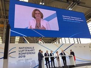 """Wirtschaftssenatorin Kristina Vogt unterzeichnet """"Leipziger Erklärung"""""""