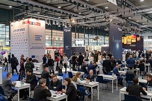 Matchmaking auf der Space Tech Expo – 42 Nationalitäten und 2500 Gespräche zur Vernetzung in der Raumfahrt
