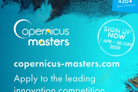 Copernicus Masters gestartet!