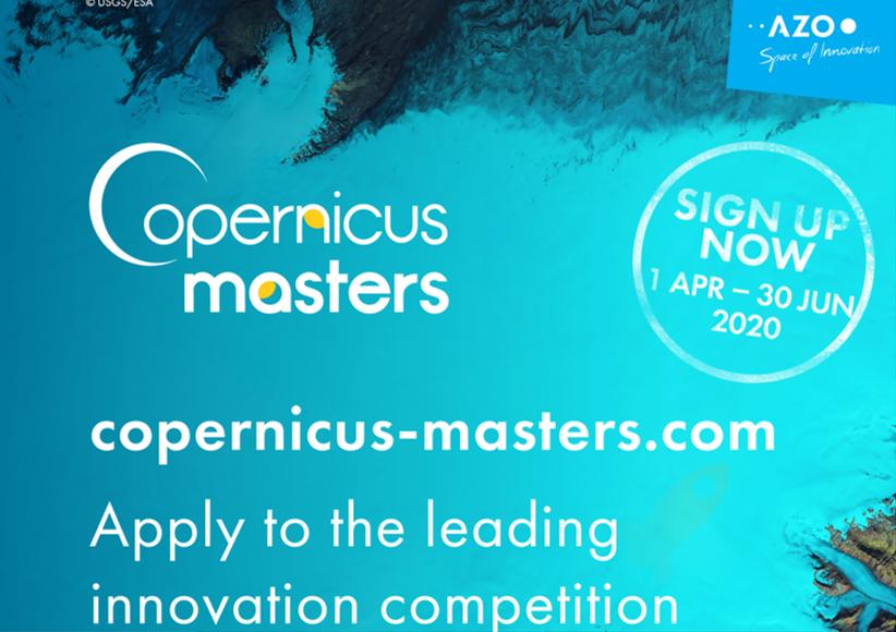 Flyer Copernicus masters 2020