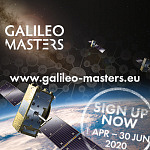 Galileo Masters: a springboard for next-generation space applications