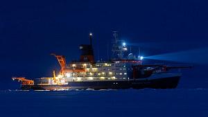 Nach 389 Tagen endet die größte Arktisforschungs-expedition aller Zeiten erfolgreich in Bremerhaven