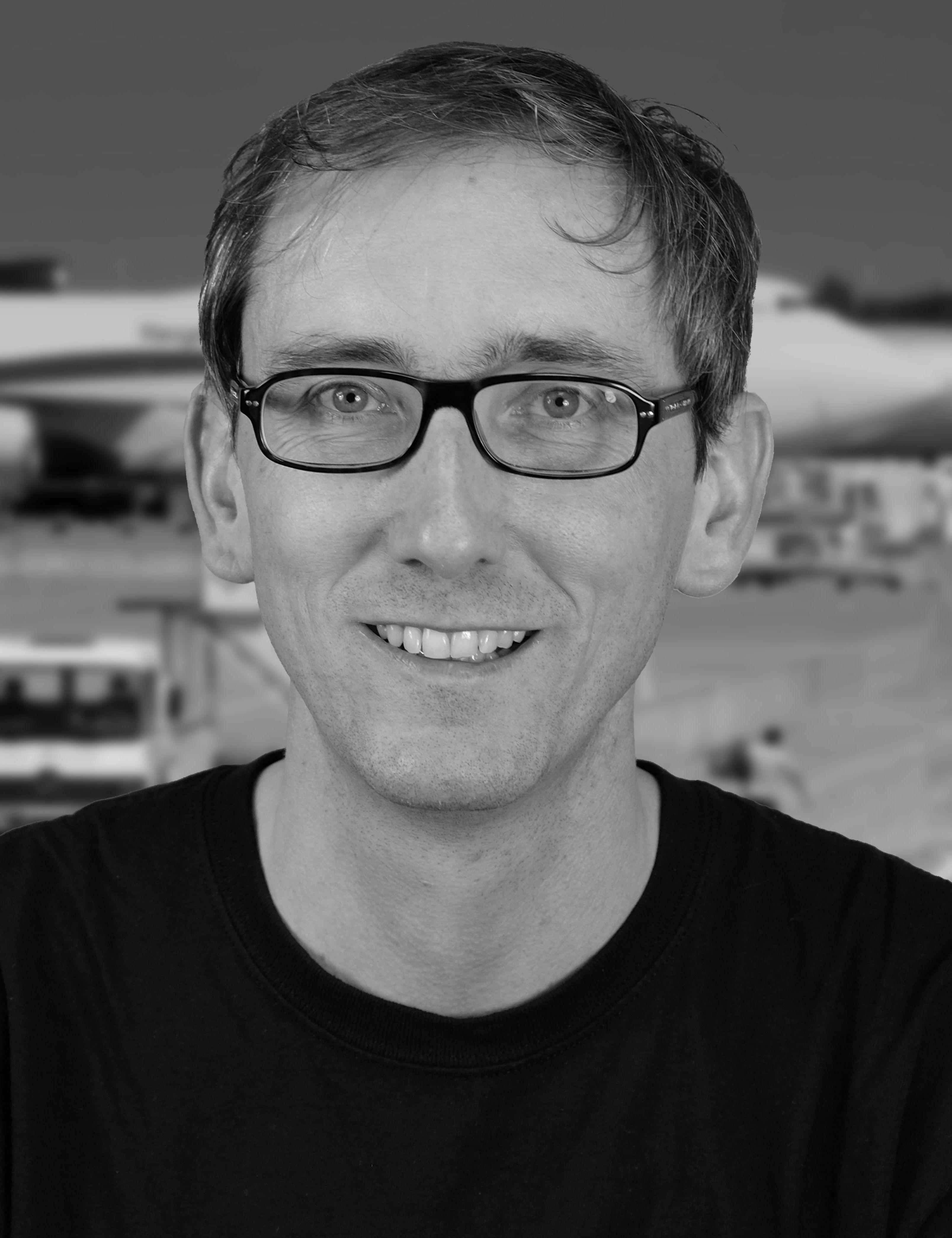 Portrait von Dirk-Joost van Engelshoven