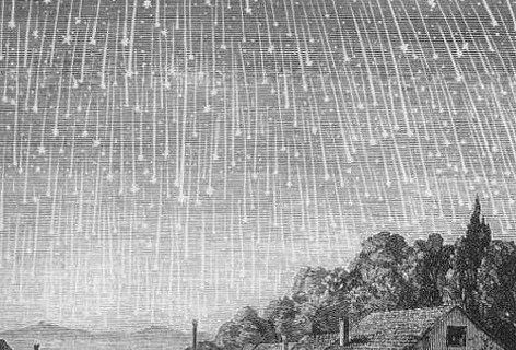 ENJOY THE SHOOTING STARS THIS FALL WITH THE TAURIDS, LEONIDS, AND GEMINIDS METEOR SHOWERS