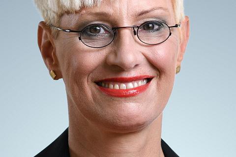 Prof. Dr.-Ing. Anke Kaysser-Pyzalla – Vorsitzende des Vorstands
