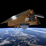New cli­mate guardian in space – Sen­tinel-6 will mon­i­tor glob­al rise in sea lev­els