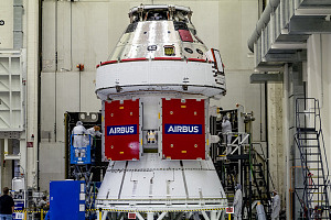 First European Service Module for Artemis accepted and handed over to NASA