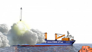 German offshore launch site for small rockets takes decisive hurdle