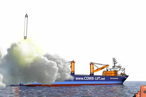 Deutscher Offshore-Startplatz für kleine Raketen nimmt entscheidende Hürde