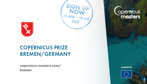 Monitoring Climate Change with Copernicus – Copernicus Masters 2021 Submissions Open 19 April