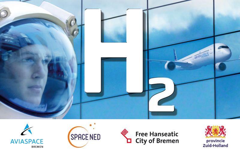 Hydrogen: From Space to Zero Emission Aviation and back to Space