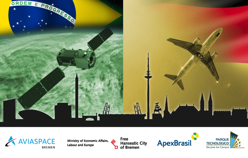 Official Brazilian Aerospace Trade Mission to Bremen on 29. & 30. June 2021