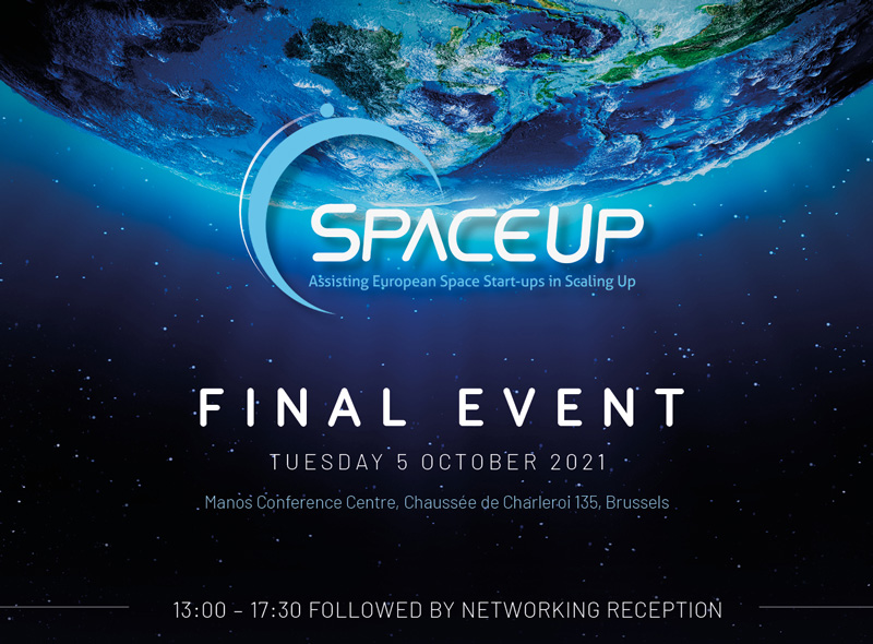 SpaceUp Final Event